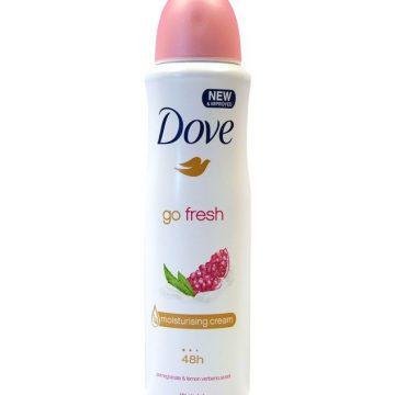 DOVE DEODORANT POMEGRANATE 150ML