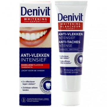 Denivit Anti-Stain Daily Whitening Toothpaste 50ml