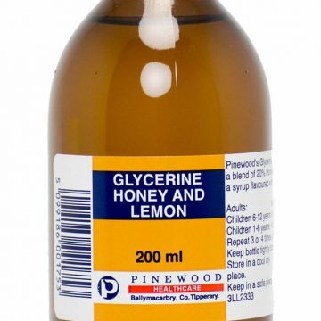 GLYCERINE HONEY & LEMON 200ml