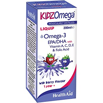 HEALTHAID KIDS OMEGA LIQUID 200ml