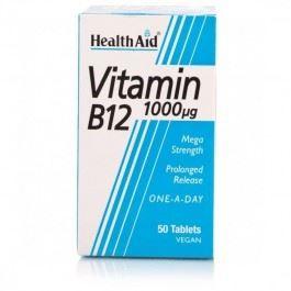 HEALTHAID VIT B 12 1000IU 50 Tablets