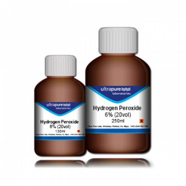 HYDROGEN PEROXIDE ULTRAPURE 250ml