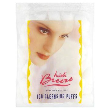Irish Breeze Cleansing Puffs 100s
