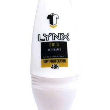 LYNX ROLL-ON GOLD 50ML