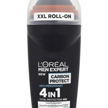 L'Oreal Paris Men Expert Carbon Protect 48H Anti-Perspirant Roll-On Deodorant 50ml