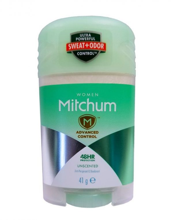 MITCHUM LADY STICK UNPERFUMED 41G