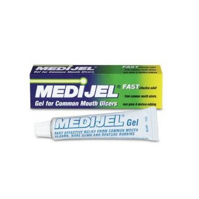 Medijel Oromucosal Gel 15g