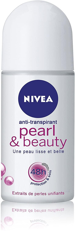 NIVEA ROLL-ON PEARL & BEAUTY 50ML