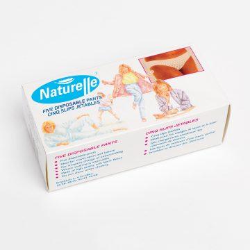 Naturelle Disposable Pants