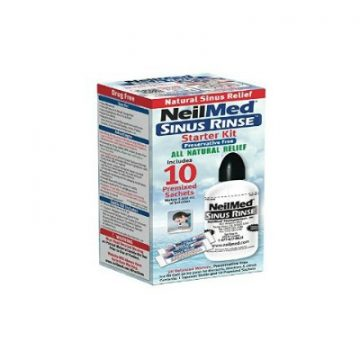 Neilmed Sinus Relief 10 Sachets