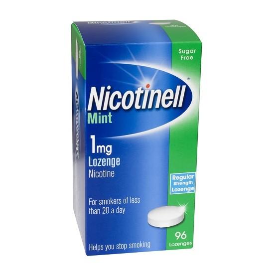 Nicotinell Mint 1mg Compressed Lozenge 96