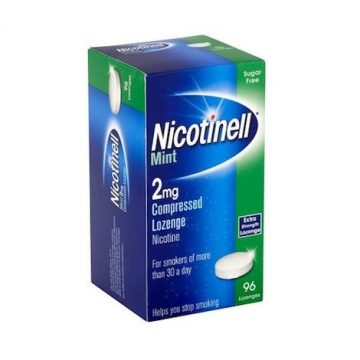 Nicotinell Mint 2mg Compressed Lozenge 96