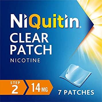 Niquitin Clear 14mg/24Hours 7 Patches