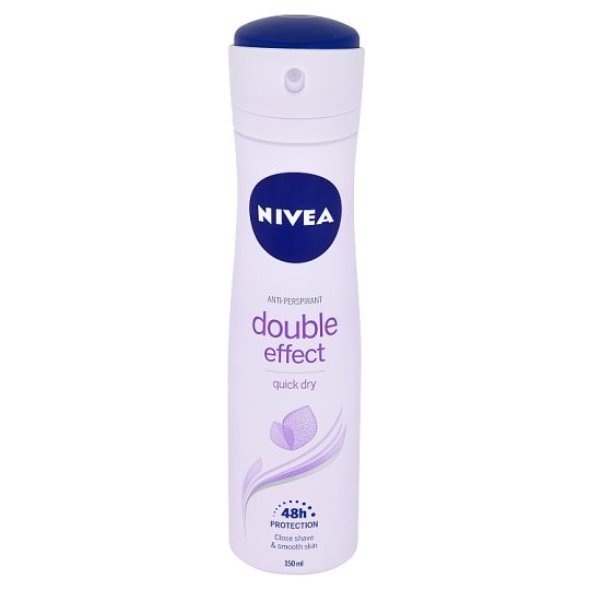 Nivea Double Effect Antiperspirant Deodorant 150Ml