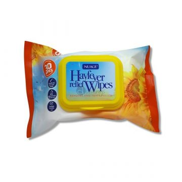 Nuage Hayfever Wipes