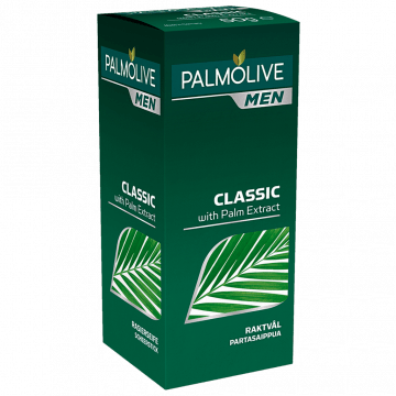 Palmolive For Men Classic Palm Extract Shave Stick 50g