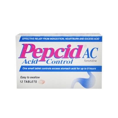 Pepcid AC 12 Film-coated Tablets