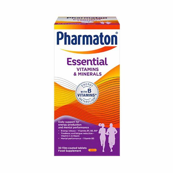 Pharmaton Essential 30 Film-coated Tablets