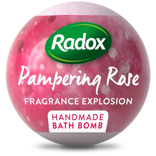 Radox Bath Bombs 100g-Pampering Rose