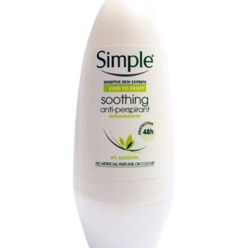 SIMPLE SOOTHING ROLL-ON 50ML