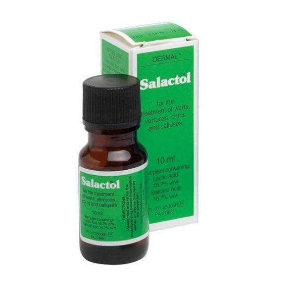 Salactol Wart Treatment 10ml