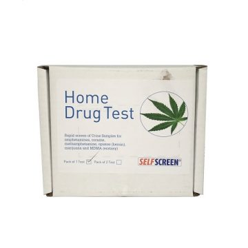 Selfscreen Home Drug Test