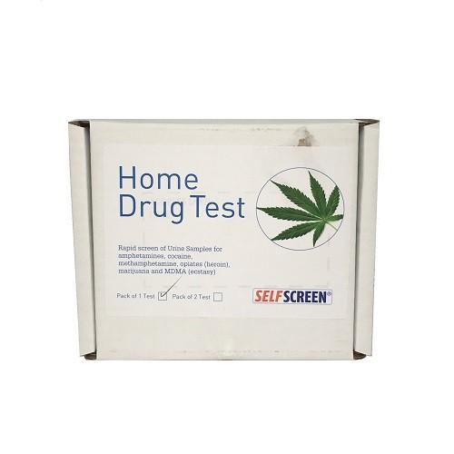 Selfscreen Home Drug Test