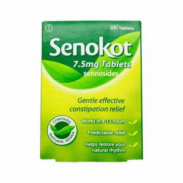 Senokot 7.5mg 60 Tablets