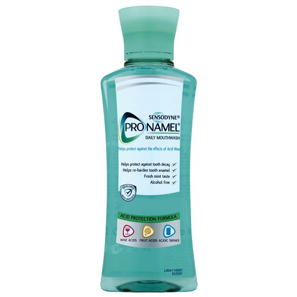 Sensodyne Mouthwash Pronamel 250ml