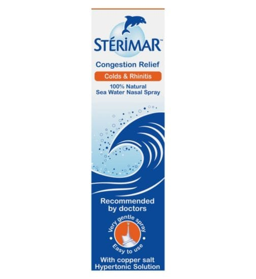Sterimar Congestion Relief 50ml