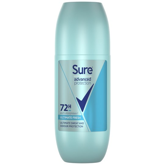 Sure For Women Ultimate Fresh Rollon Antiperspirant Deodorant 100Ml