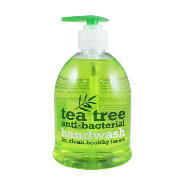 Tea Tree Anti-Bacterial Handwash 500ml Each