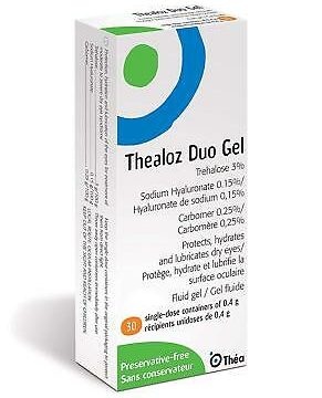 Thealoz Duo Gel 0.4g 30ml