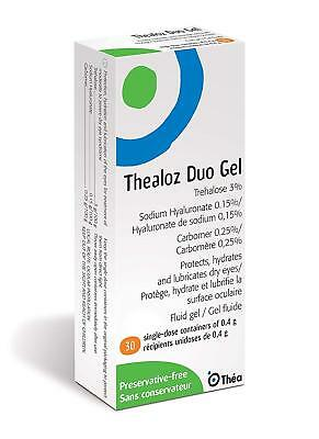 Thealoz Duo Gel 0.4g 30ml