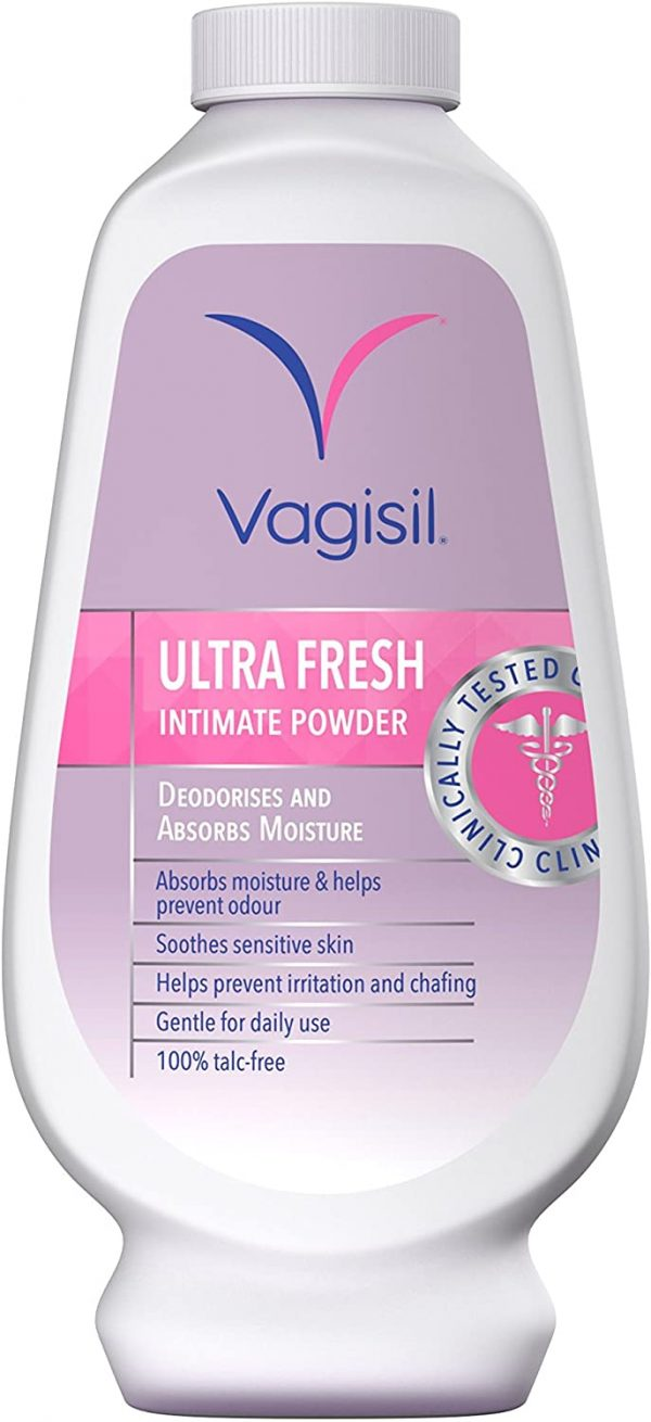 Vagisil Ultrafresh Powder 100g