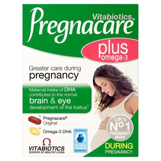 Vitabiotics Pregnacare Plus 28 Day supply 56Tablets/Capsules